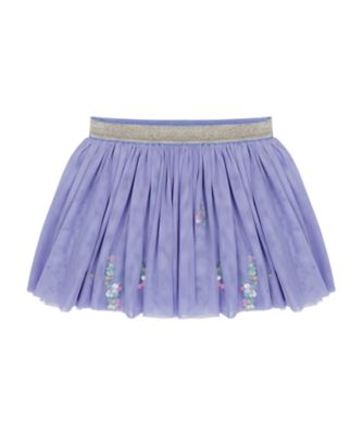 Mothercare Just Pretend Lilac Sequin Tutu Skirt