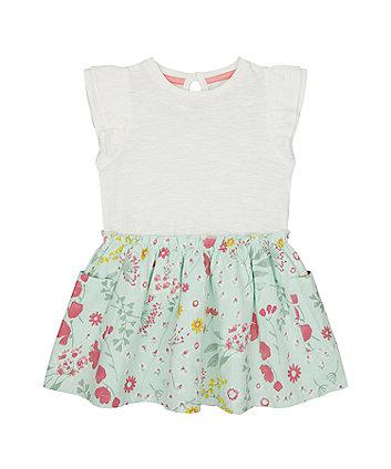 Spring Meadow Twofer Dress [SS21]