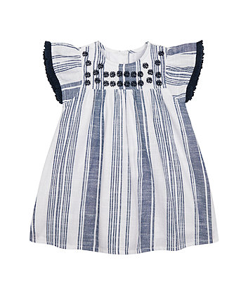 Mothercare Striped Dress
