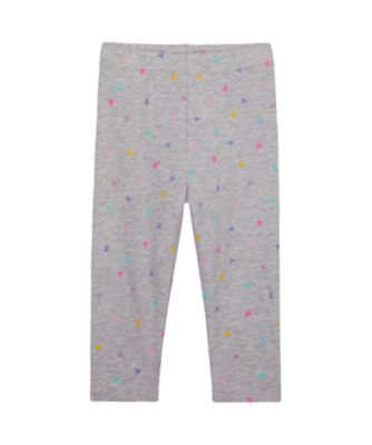 Mothercare Wardrobe Essentials Grey Triangle Legging
