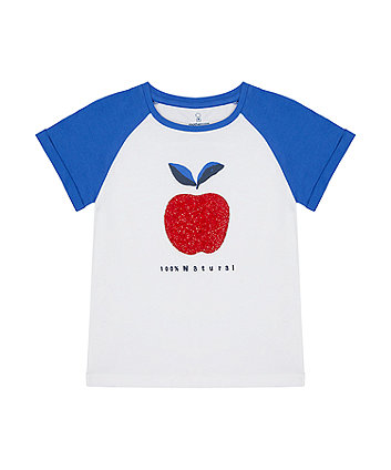 Mothercare Apple T-Shirt