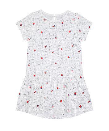 Mothercare Apple Jersey Dress