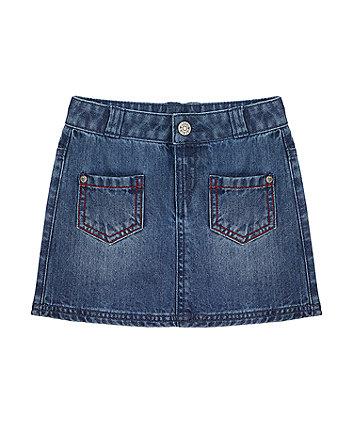 Mothercare Denim Skirt