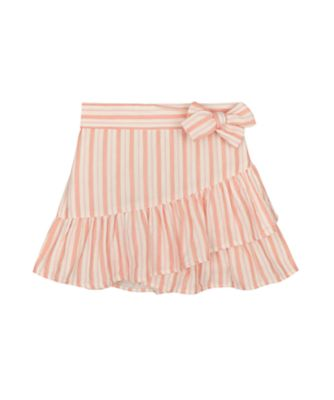 Mothercare Sienna Skies Stripe Frill Bow Skirt
