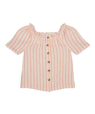 Mothercare Sienna Skies Stripe Button Blouse