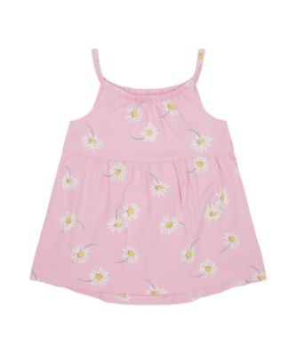 Mothercare Flower Power Pink Daisy Top