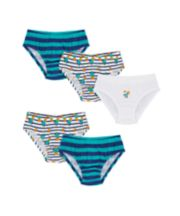 Mothercare Rocket Briefs - 5 Pack