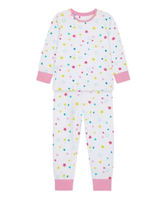 Mothercare Girls Star EPP Pyjamas