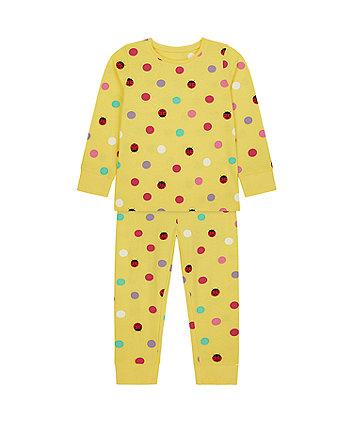 Mothercare Ladybird Pyjamas