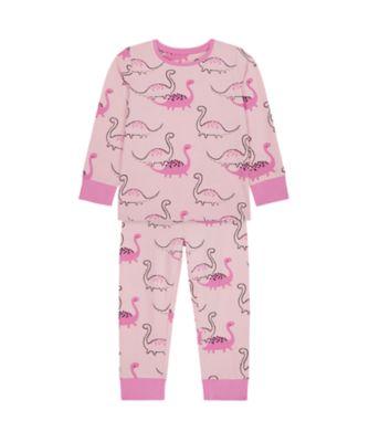Mothercare Girls Dinosaur EPP Pyjamas