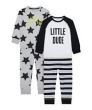 Little Monster Pyjamas - 2 Pack [SS21]