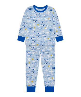 Mothercare Boys Helicopter EPP Pyjamas