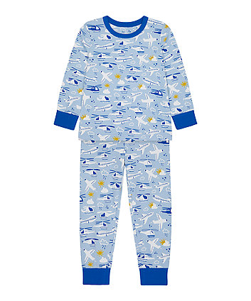 Mothercare Fly In The Sky Pyjamas