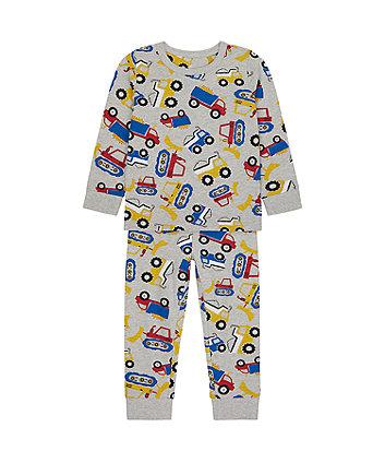 Mothercare Trucks Pyjamas