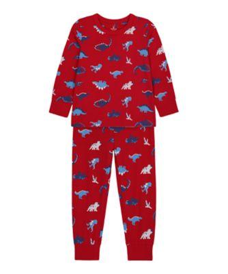 Mothercare Boys Dino Red EPP Pyjamas