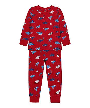 Mothercare Dinosaur Pyjamas