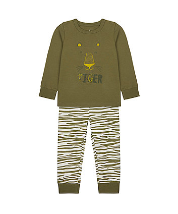 Tiger Pyjamas [SS21]
