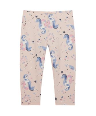Mothercare Save Our Seas Seahorse Legging