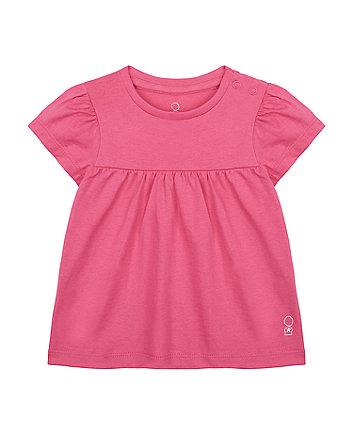 Mothercare Light-Pink T-Shirt
