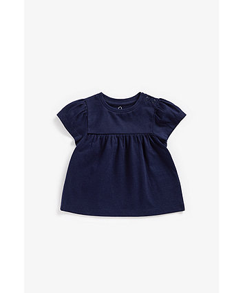 Mothercare Navy T-Shirt