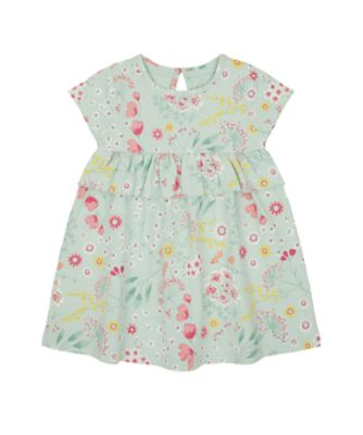 Mothercare Spring Meadow Floral Empire Jersey Dress