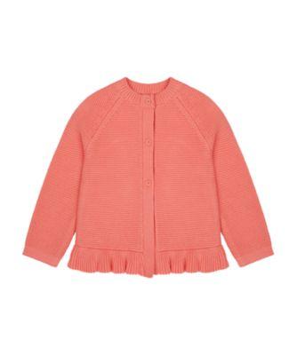 Mothercare Urban Cowgirl Pink Cardigan