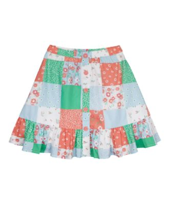 Mothercare Urban Cowgirl Patchwork Midi Skirt