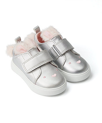 Mothercare First Walker Bunny Trainers