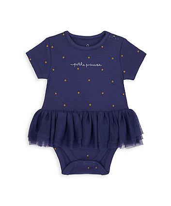 Mothercare Petite Princesse Tutu Bodysuit