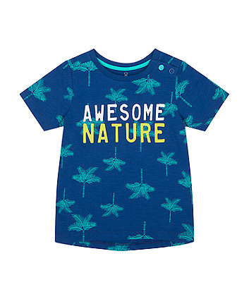 Mothercare Awesome Nature T-Shirt
