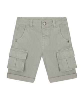 Mothercare Road Trip Grey Cargo Pocket Shorts