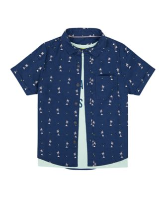 Mothercare Save The Waves Jawsome Shirt And T-Shirt