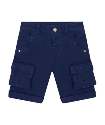 Mothercare Save The Waves Navy Cargo Pocket Short