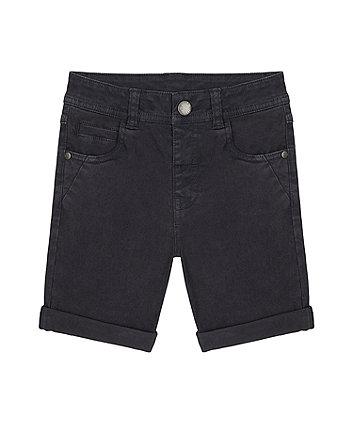 Mothercare Black Shorts