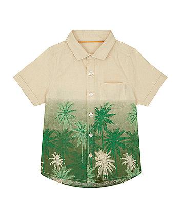 Mothercare Palm Tree Shirt