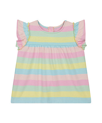 Mothercare Striped Blouse