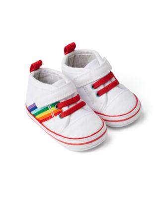 Mothercare Baby Boy Rainbow Pram Trainer