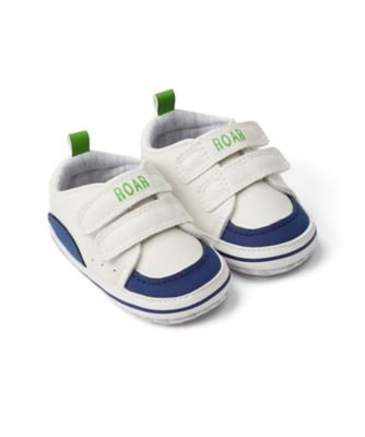 Mothercare Baby Boy 3D Dino Pram Trainer