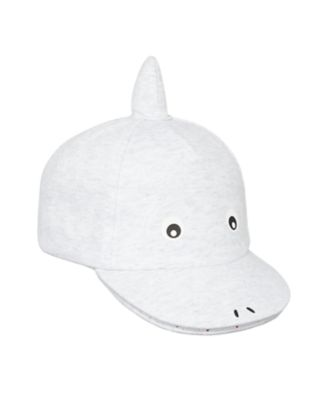 Mothercare Boys 3D Shark Cap