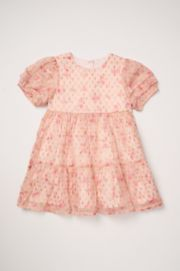 Mothercare Floral Tiered Dress