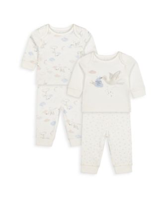 Mothercare Unisex Special Delivery Pyjamas - 2 Pack