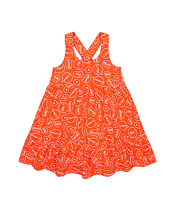 Mothercare Red Tiered Dress