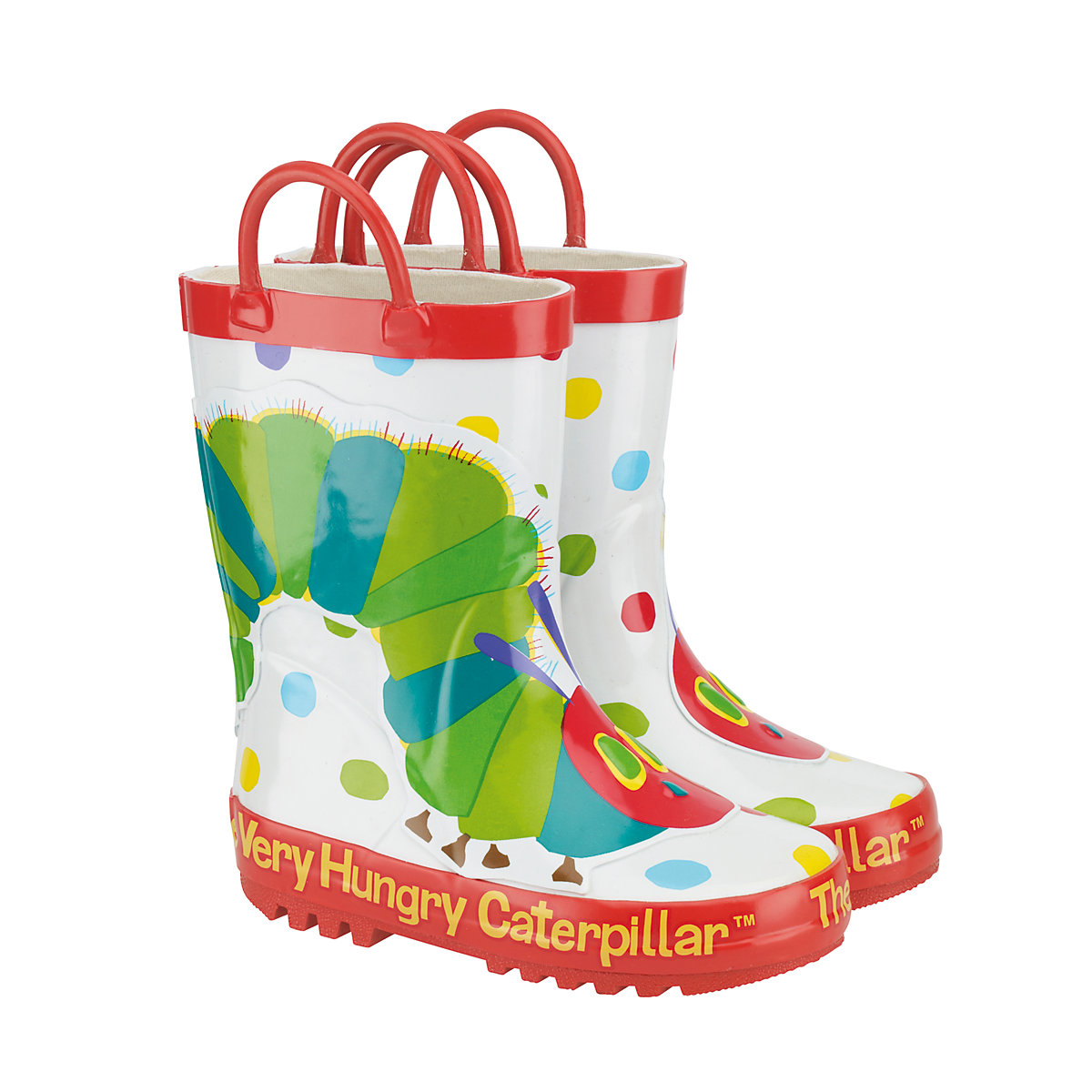 The Very Hungry Caterpillar Wellies - The Very Hungry Caterpillar Gifts