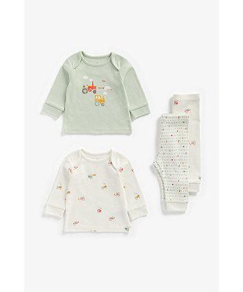 Mothercare The Good Life Pyjamas - 2 Pack