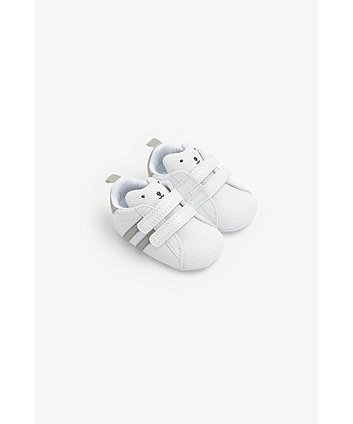 Mothercare Novelty Bear Trainers